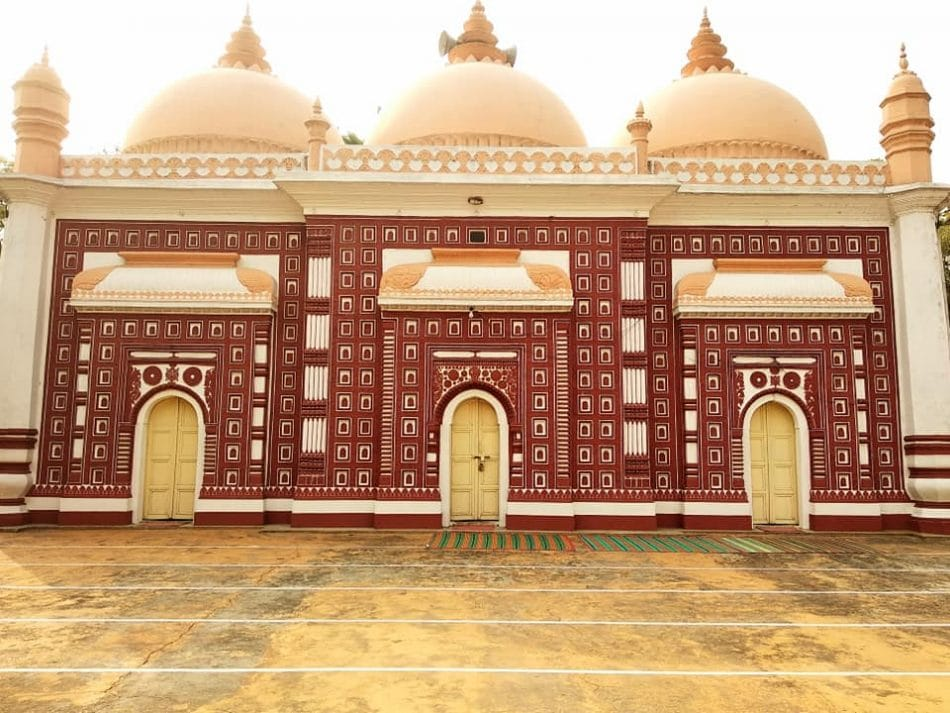 Historical Mirzapur Sahi Mosque Bangladesh. One of the great place to visit in Bangladesh