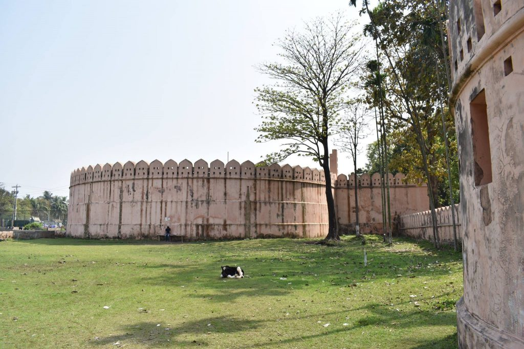 historical Idrakpur Fort a great place to visit in Bangladesh