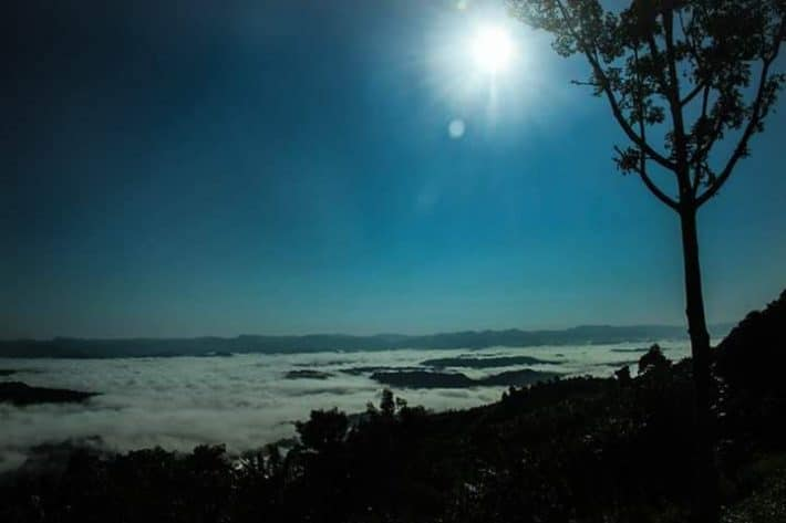 Chimbuk Hill in Bangaldesh. A must place to go in Bangladesh