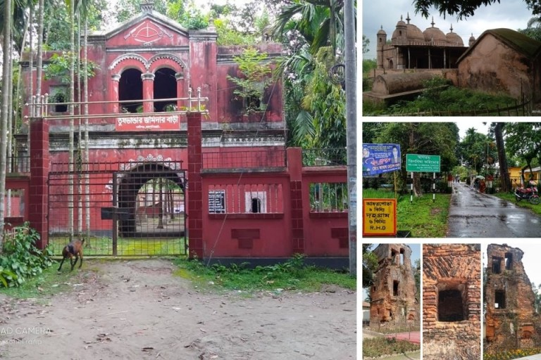Beautiful Tourist Places To See In Lalmonirhat