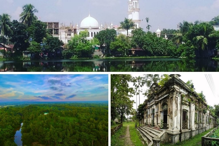 Stunning Top Tourist Attractions in Sherpur, Mymensingh